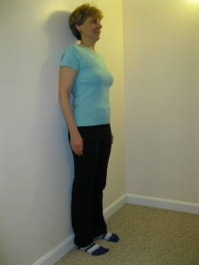 posture fitness of the egoscue® method  upright posture