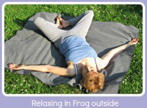Shoulder Pain? Try Lying in the Frog
