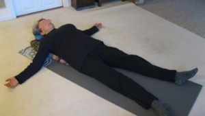 Supine Bilateral Hip Opener Position