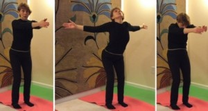Better Alignment with One Simple Postural Exercise